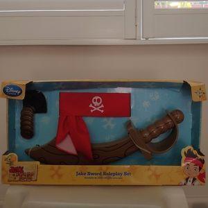Jake Neverland Pirate talking Sword Roleplay